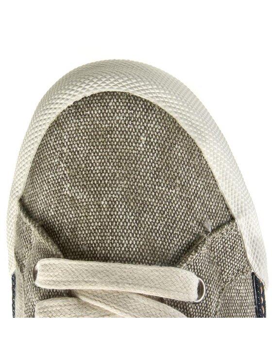 Tommy Hilfiger Tommy Hilfiger Pantofi DENIM - Samson 14D-2 EM56818607 Verde