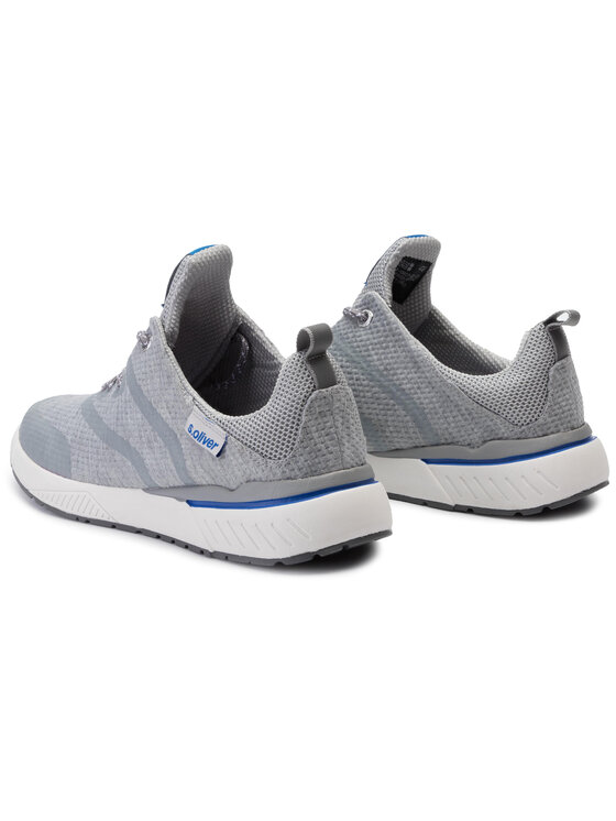 s.Oliver s.Oliver Sneakersy 5-13607-22 Sivá