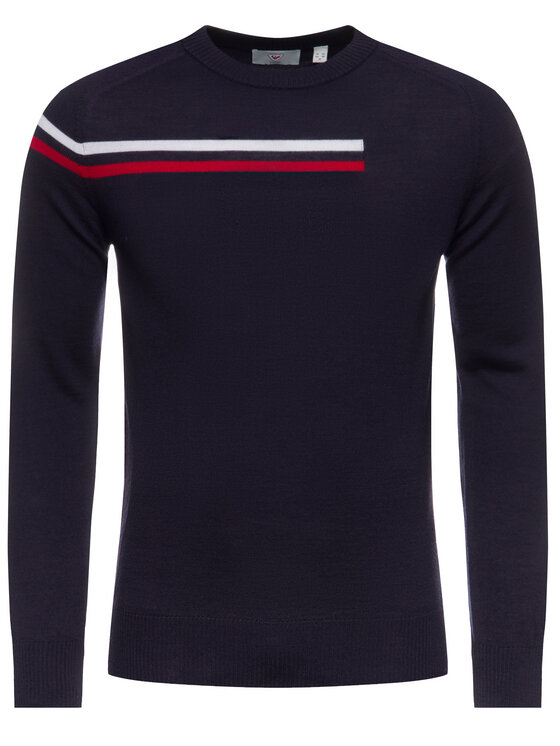 Rossignol Rossignol Пуловер Diago RLIMO24 Тъмносин Regular Fit