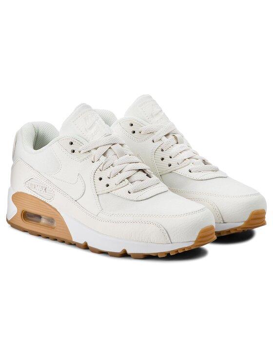 NIKE NIKE Schuhe Air Max 90 Prm 896497 100 Weiß