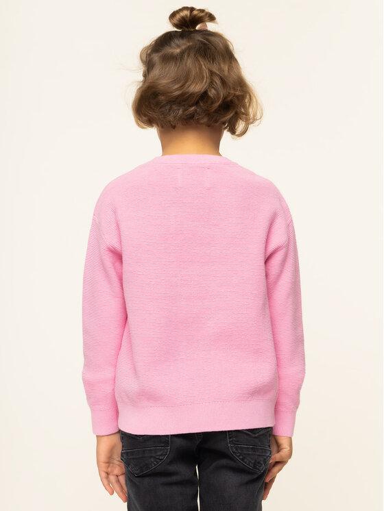 Calvin Klein Jeans Calvin Klein Jeans Πουλόβερ IG0IG00207 Ροζ Regular Fit
