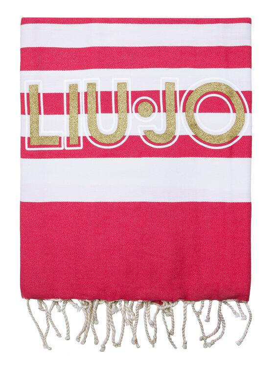 Liu Jo Beachwear Liu Jo Beachwear Serviette de bain V19113 T0300 Rose