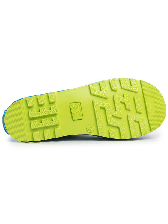 Playshoes Playshoes Kalosze 188506 Zielony