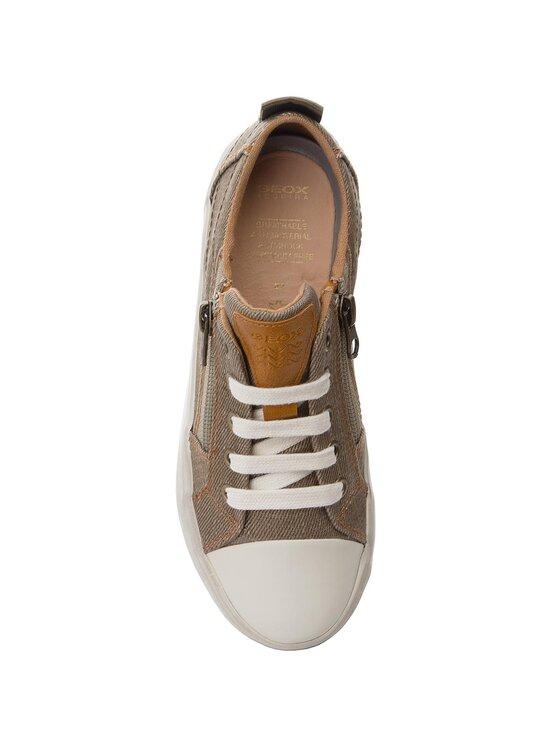 Geox Geox Sneakers aus Stoff J Alonisso B. D J822CD 00010 C0061 S Braun