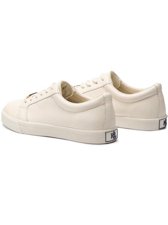 Lauren Ralph Lauren Lauren Ralph Lauren Sneakers Reaba 802734763002 Bianco