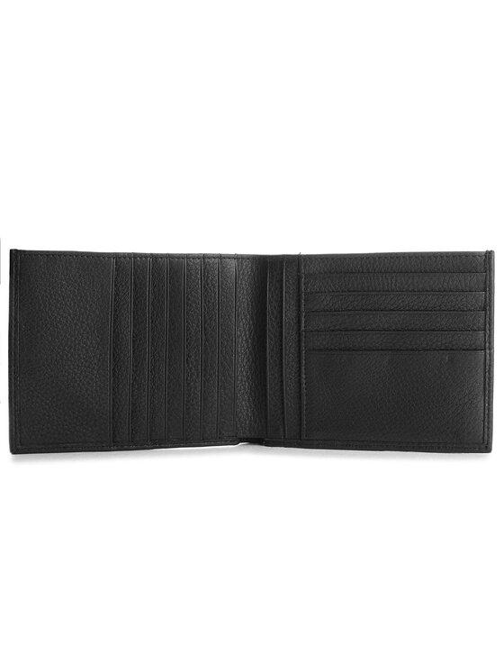 Piquadro Piquadro Duży Portfel Męski PU1241MO Czarny