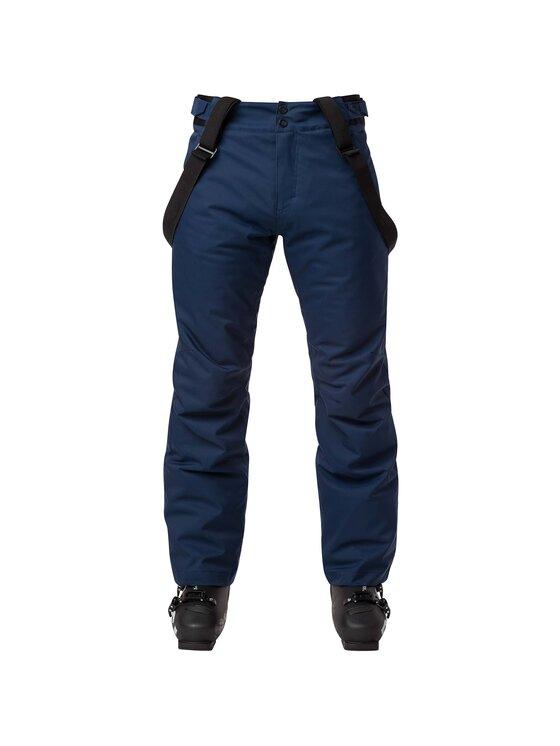 Rossignol Rossignol Lyžařské kalhoty RLIMP03 Tmavomodrá Regular Fit