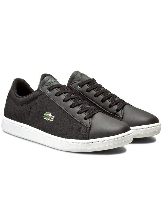 Lacoste Lacoste Sneakers Carnaby Evo 316 1 7-32SPJ0108024 Negru