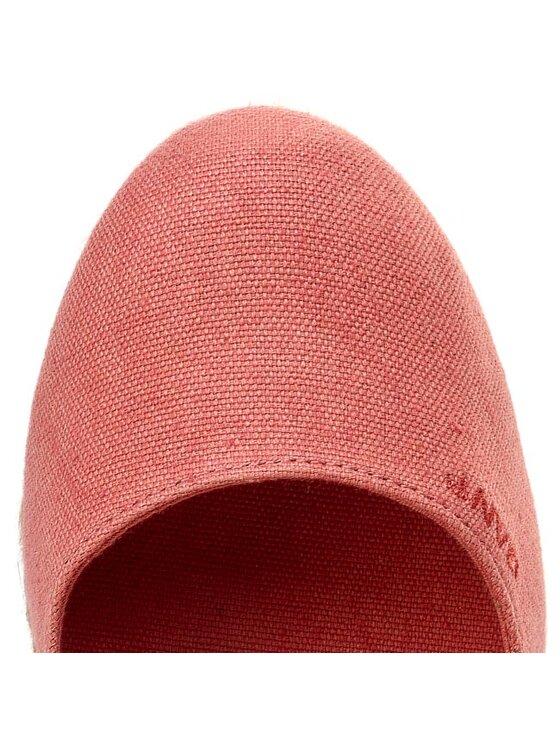 Gant Gant Espadrilky Madison 10568534 Růžová