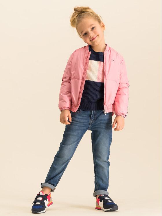 Tommy Hilfiger Tommy Hilfiger Jeans 1985 Straight Ocmbst KB0KB05379 M Dunkelblau Slim Fit