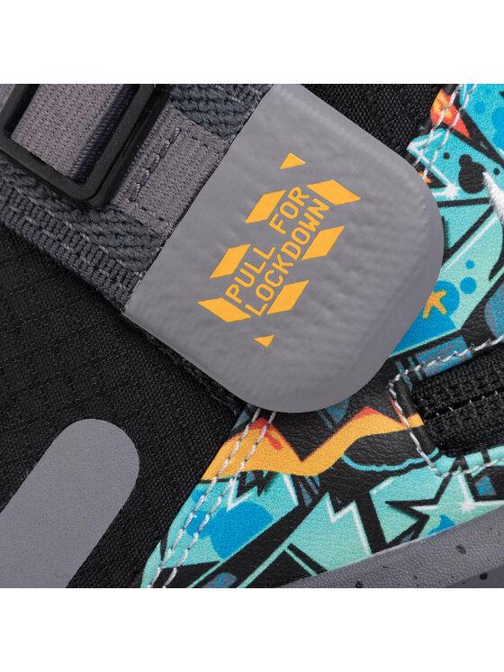 Nike Nike Buty Lebron Soldier XIII Flyease GS CJ1317 070 Czarny
