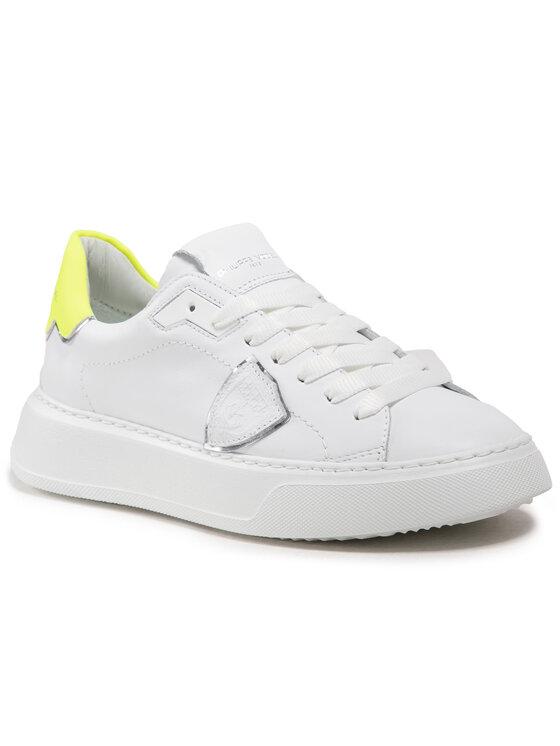 Philippe Model Laisvalaikio batai Temple BTLD VN10 Balta
