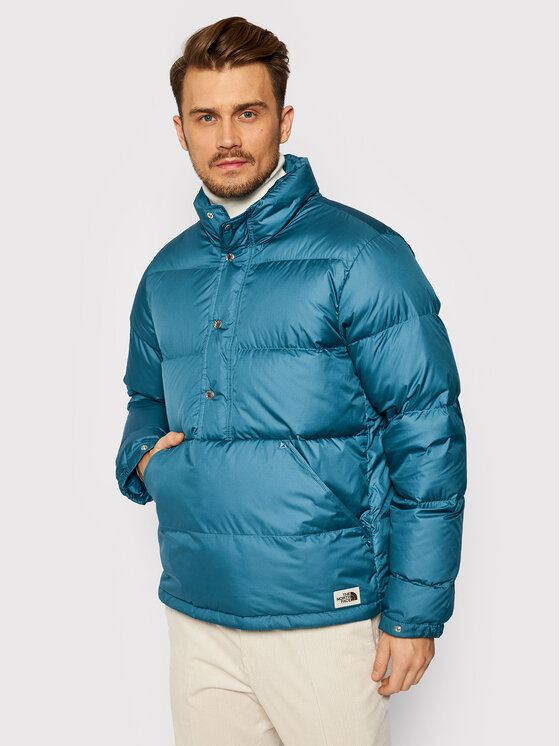 The North Face Anorak stiliaus striukė Sierra Anorak NF0A4QZLQ31 Mėlyna Regular Fit