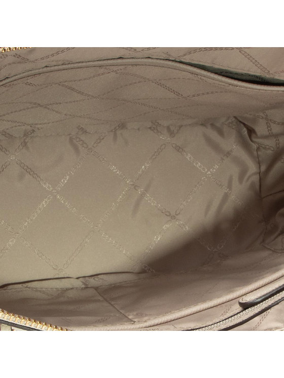 MICHAEL Michael Kors MICHAEL Michael Kors Handtasche Jet Set 30F2GTTT8L Beige