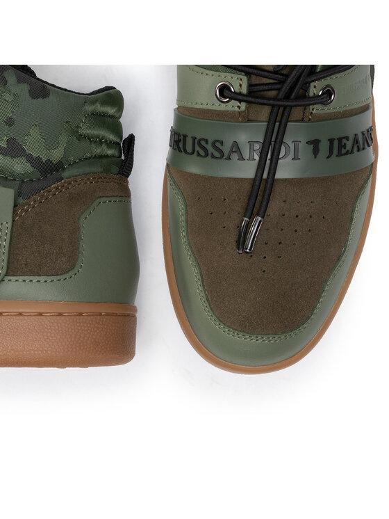 Trussardi Trussardi Jeans Sneakers 77A00099 Verde