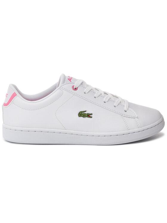 Lacoste Lacoste Sneakers Carnaby Evo Bl 2 Suj 7-37SUJ0012B53 Weiß