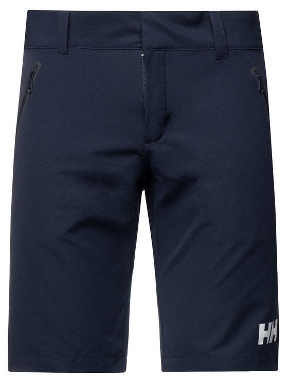 Helly Hansen Helly Hansen Pantaloncini di tessuto Crewline 53018 Blu scuro Regular Fit
