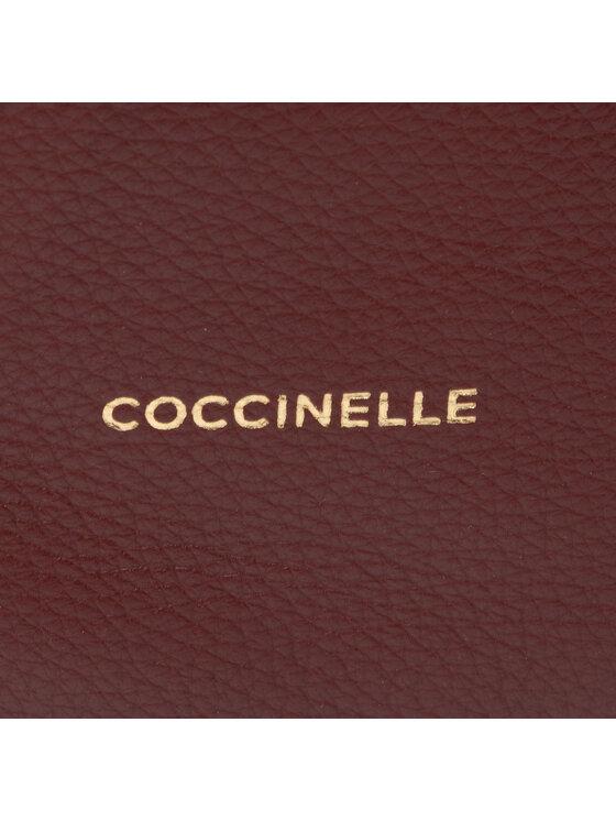 Coccinelle Coccinelle Torebka GQ0 Gabrielle E1 GQ0 18 02 01 Bordowy