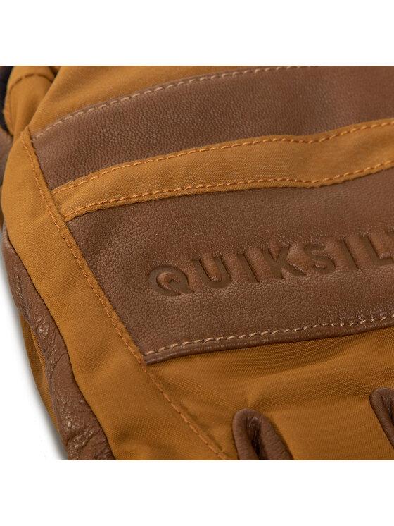 Quiksilver Quiksilver Rękawiczki Męskie EQYHN03135 Brązowy