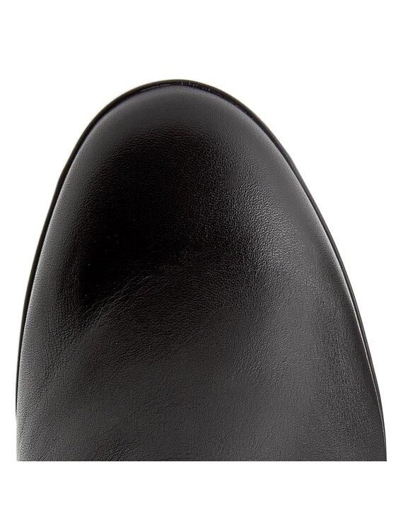 Geox Geox Обувки D Anny A A D745FA 08543 C9999 Черен