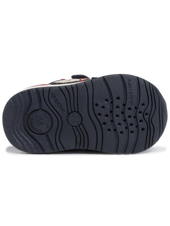 Geox Geox Sneakersy B Rishon B.C B940RC 085ME C4244 Granatowy