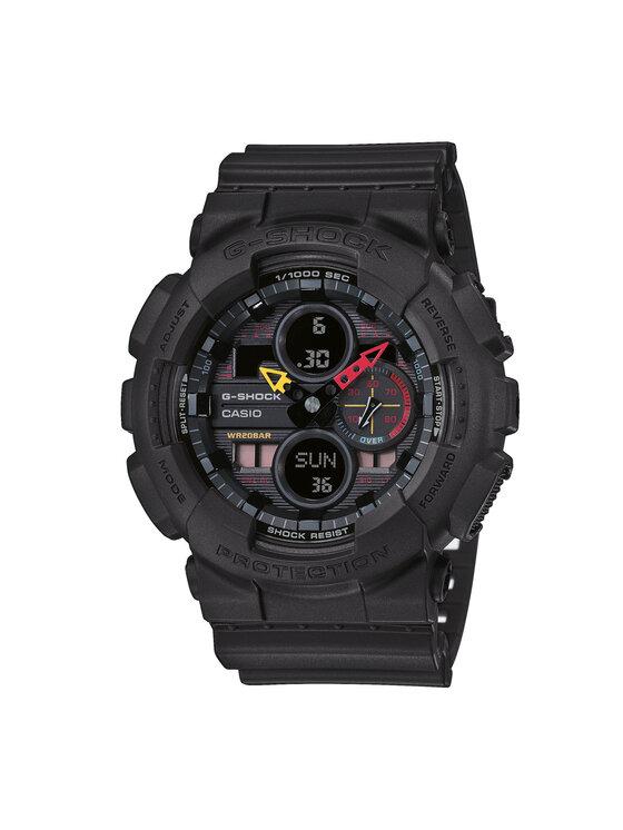 G-Shock Laikrodis GA-140BMC-1AER Juoda