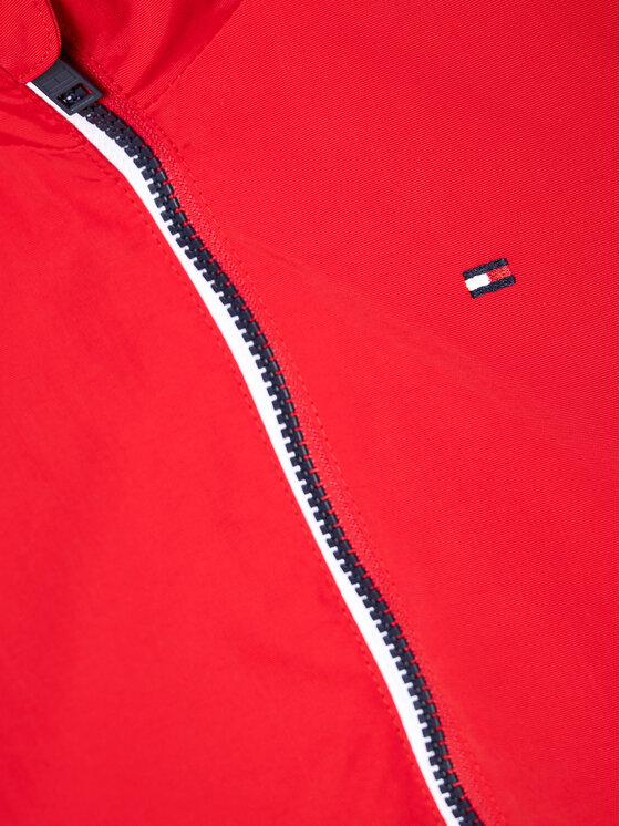 Tommy Hilfiger Tommy Hilfiger Kurtka przejściowa Essential KB0KB06268 M Czerwony Regular Fit