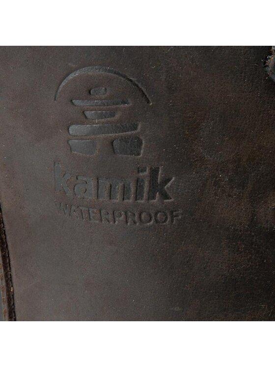 Kamik Kamik Μπότες Χιονιού Alborg WK0011 Καφέ