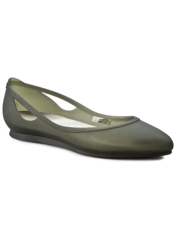 Crocs Crocs Ballerine Rio Flat W 16265 Verde