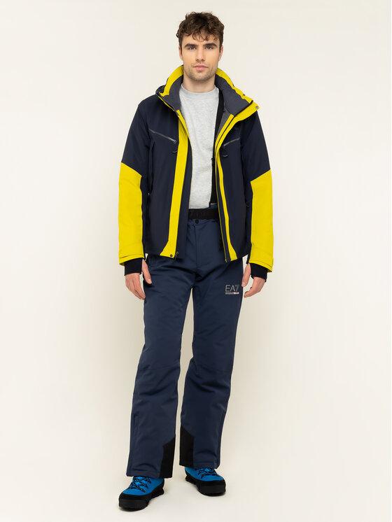 Salomon Salomon Kurtka narciarska Icecool LC1221700 Granatowy Regular Fit