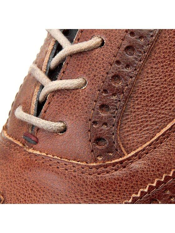Tommy Hilfiger Tommy Hilfiger Обувки Clinton 4A FM56819340 Кафяв