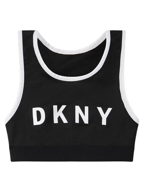 DKNY DKNY Biustonosz D35Q55 D Czarny