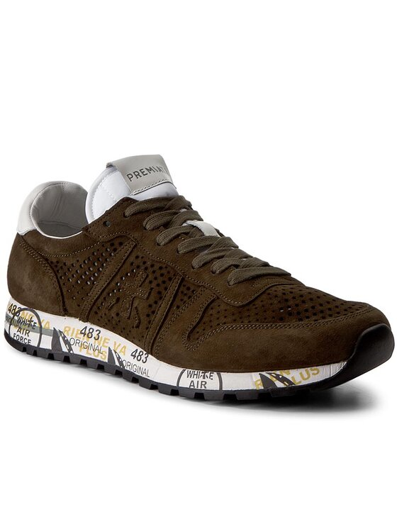 Premiata Premiata Sneakers Eric 2120 Verde
