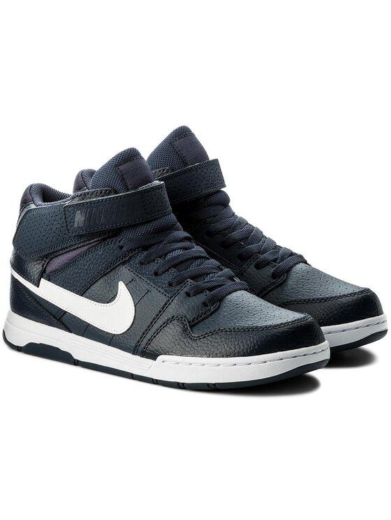 Nike Nike Παπούτσια Mogan Mid 2 Jr B 645025 406 Σκούρο μπλε