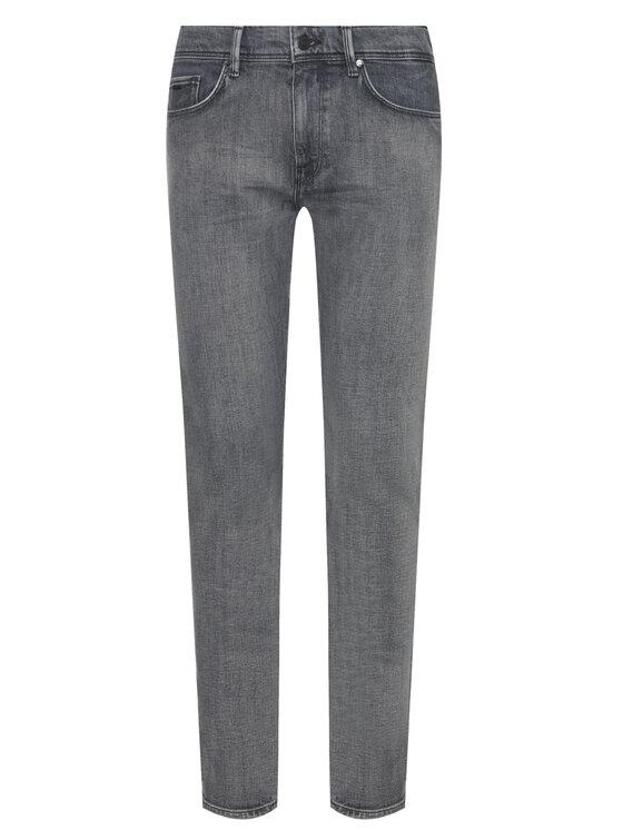 Boss Boss Jeans Slim Fit Delaware3-1F 50426523 Grigio Slim Fit