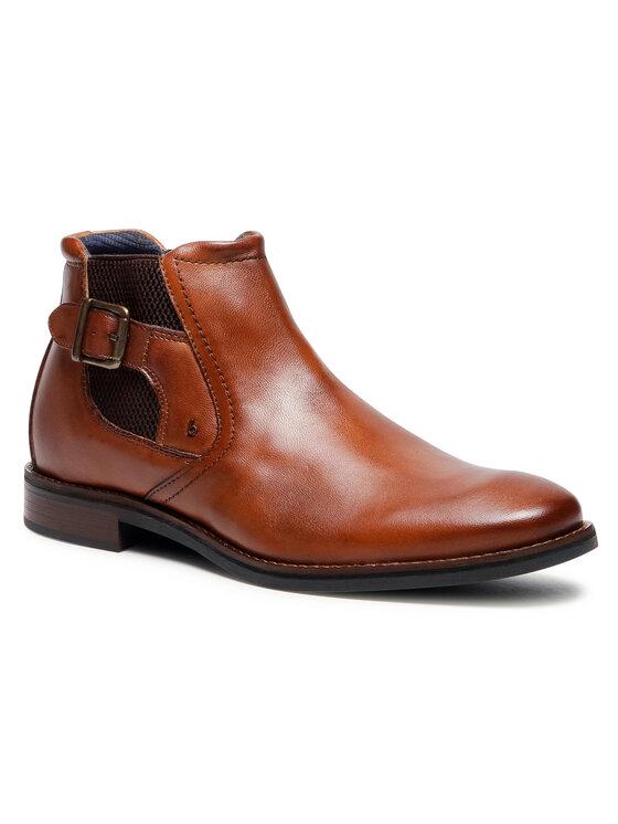 Bugatti Auliniai batai 311-81820-4100 Ruda