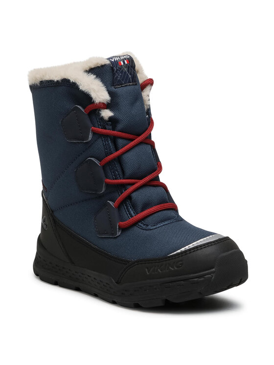 Viking Sniego batai Solli R Gtx GORE-TEX 3-90105-502 Tamsiai mėlyna