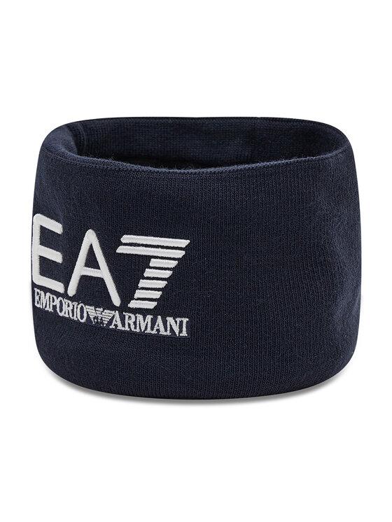 EA7 Emporio Armani Ausų juosta 274920 1A312 00036 Tamsiai mėlyna
