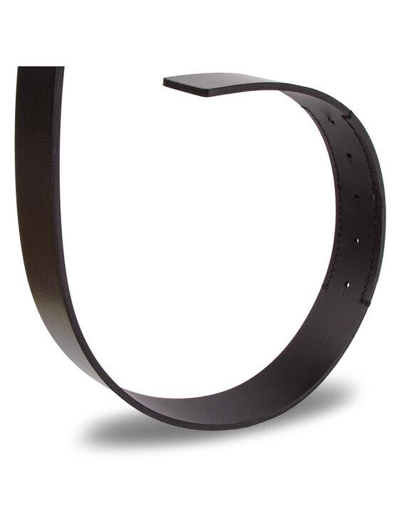 Calvin Klein Calvin Klein Curea pentru Bărbați 3.5Cm Industrial Plaque Belt K50K504492 85 Negru