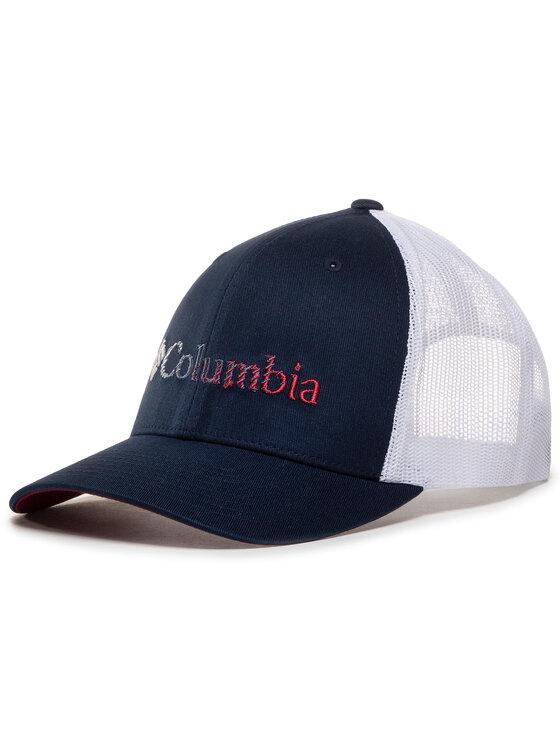 Columbia Columbia Czapka z daszkiem Mesh Snap Back Hat 1652541 Granatowy