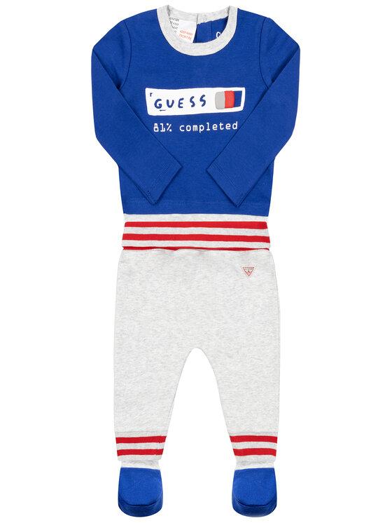 Guess Guess Комплект боди, панталони и чорапи P94G19 K83S0 Цветен Regular Fit