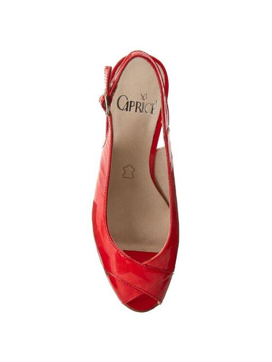 Caprice Caprice Sandali 9-28358-26 Rosso