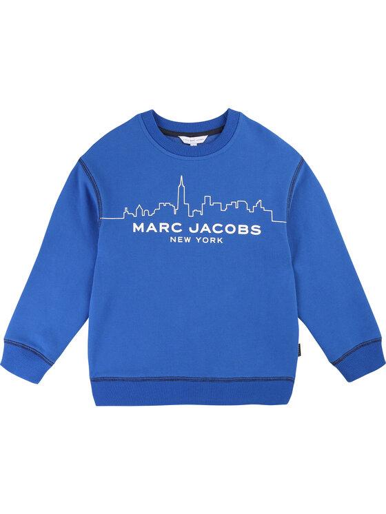 Little Marc Jacobs Little Marc Jacobs Mikina W25386 Regular Fit