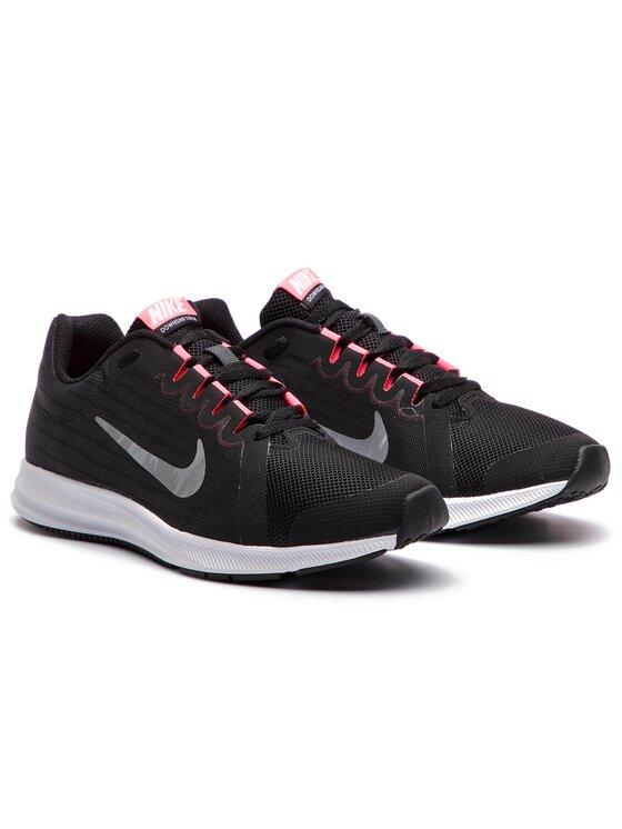Nike Nike Buty Downshifter 8 (GS) 922855 001 Czarny