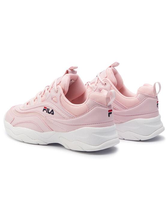 Fila Fila Sneakersy Ray F Low Wmn 1010613.71D Růžová
