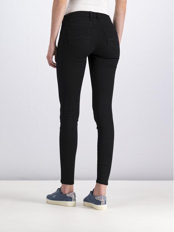 Pepe Jeans Pepe Jeans Jeans Slim Fit PL201073WE80 Nero Slim Fit
