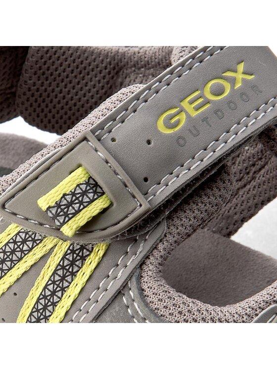 Geox Geox Sandalen J S.Strada A J4224A 0CE14 C1172 Grau