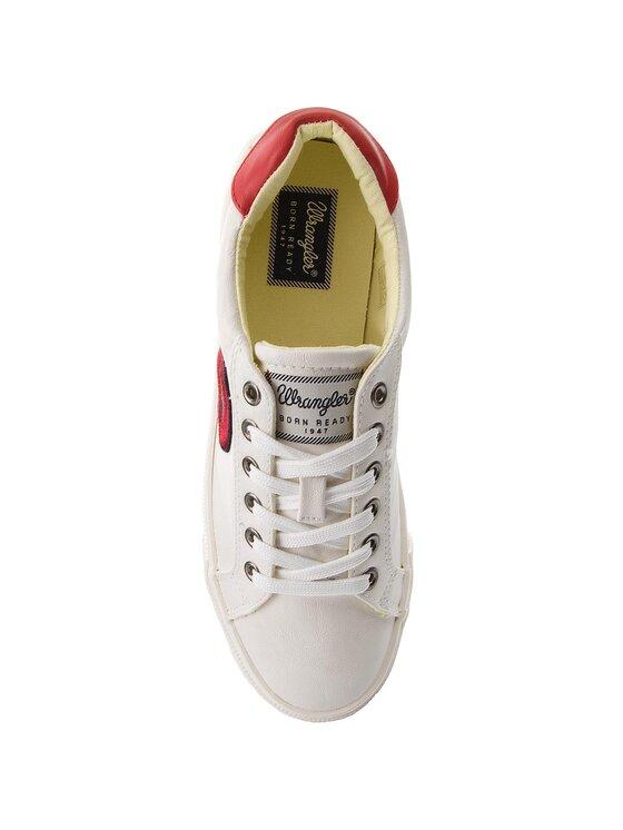 Wrangler Wrangler Sneakers Peggy WL181520 Bianco