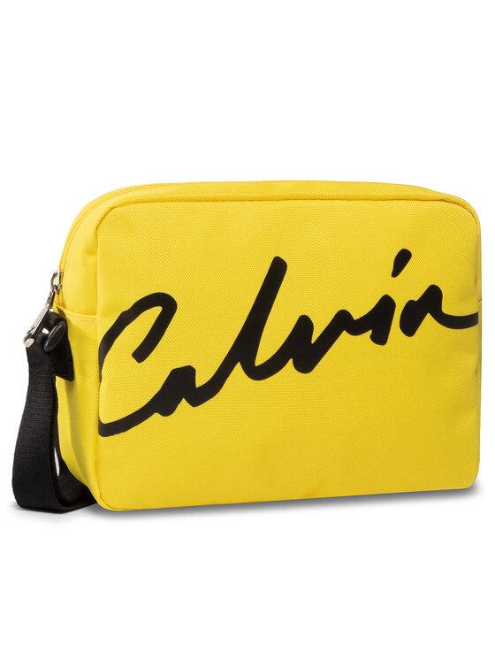 Calvin Klein Jeans Calvin Klein Jeans Torebka Ckj Sport Essentials Camera Bag K60K606593 Żółty