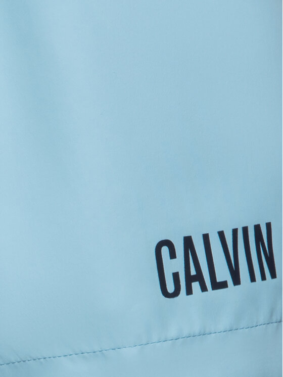 Calvin Klein Swimwear Calvin Klein Swimwear Σορτς κολύμβησης Drawstring Wb KM0KM00460 Μπλε Regular Fit